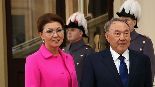 dariga-and-narsultan-nazarbaeva