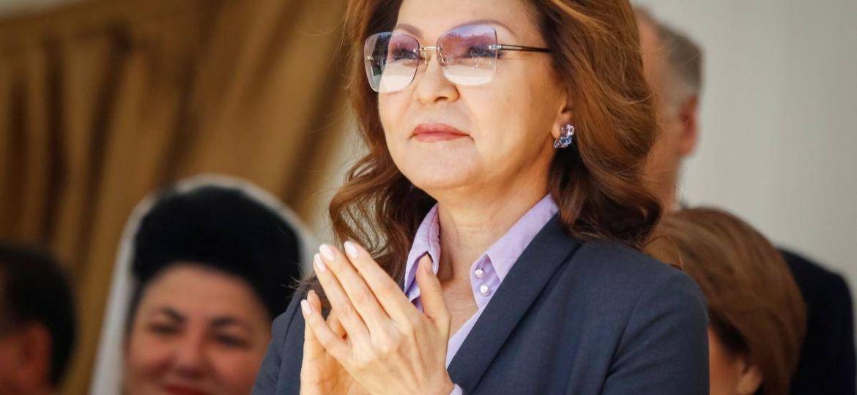 Dariga Nazarbayeva, daughter of Kazakhstan's President Nursultan Nazarbayev and country's  Deputy Prime Minister, attends celebrations to mark Kazakhstan People's Unity Day in Almaty, Kazakhstan
